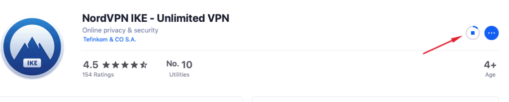 Downloading NordVPN on Mac