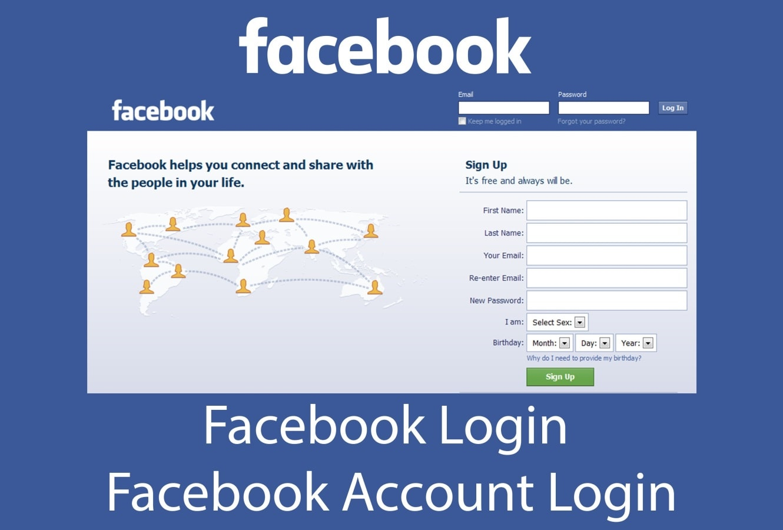 L login facebook Facebook
