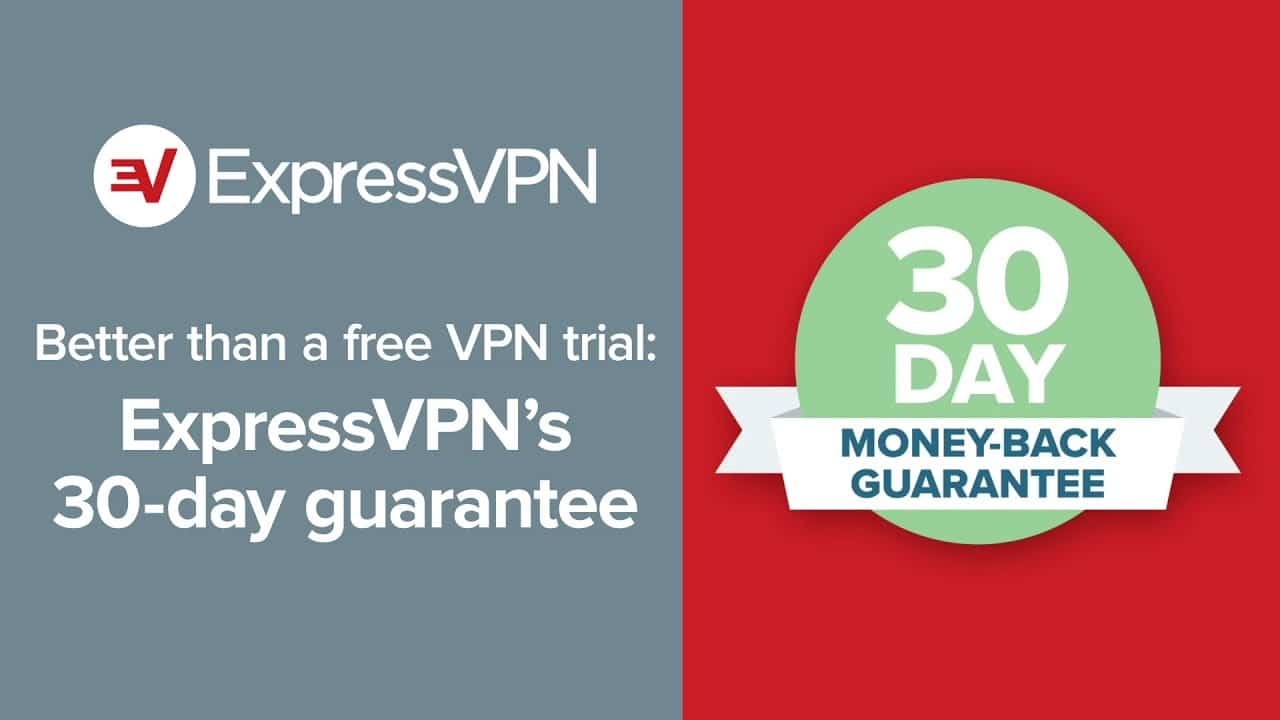 Get a Risk-Free VPN Trial From ExpressVPN for 30 Days