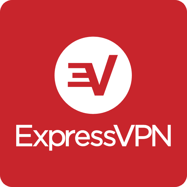 Logo of ExpressVPN